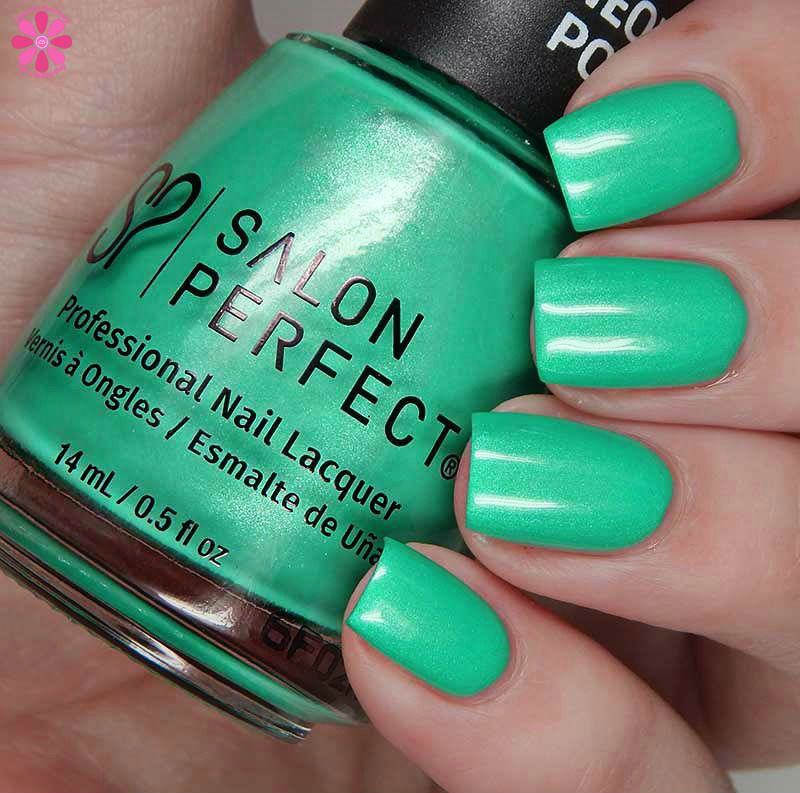Salon Perfect Neon POP Summer 2017 Collection - Gone Sailing | Nails ...