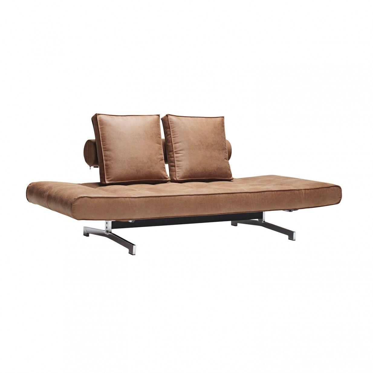 Genial Schlafsofa 120x200 Dekoration Von Ghia - Braun | Innovation Living
