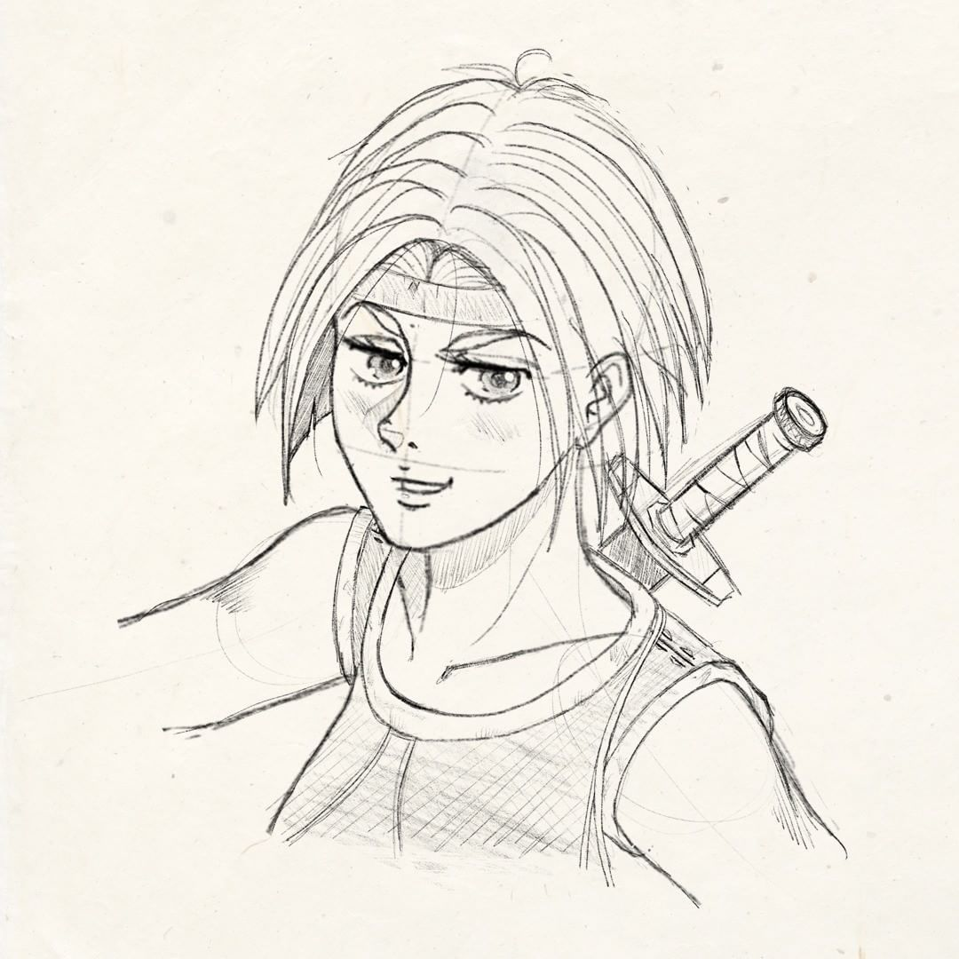 More Drawing Practice Draw Drawing Anime Manga