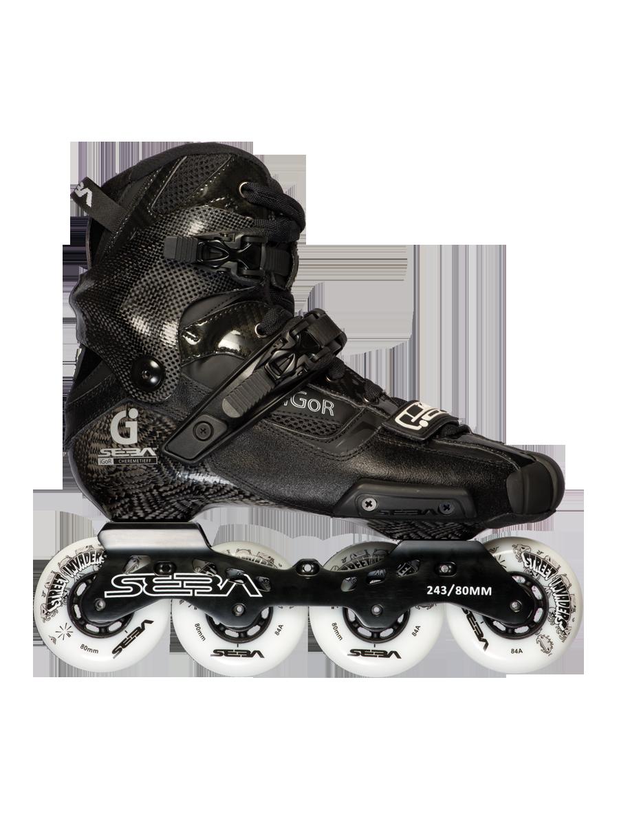 Seba Skates Igor freestyle • slalom