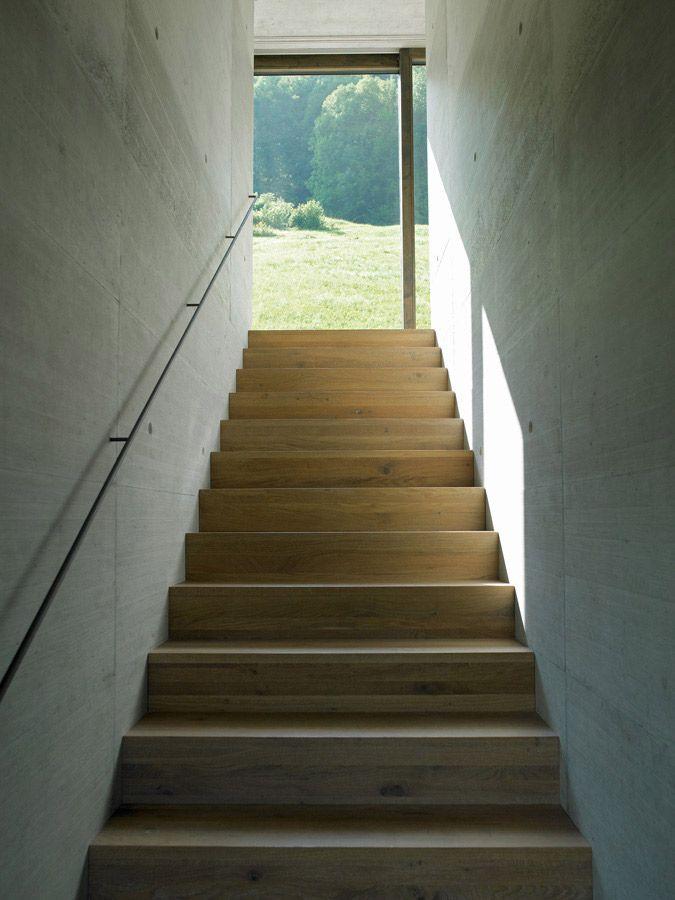 Treppen architektur einfamilienhaus  EFH Steurer - Einfamilienhaus Reuthe - QUERFORMAT . Architektur ...