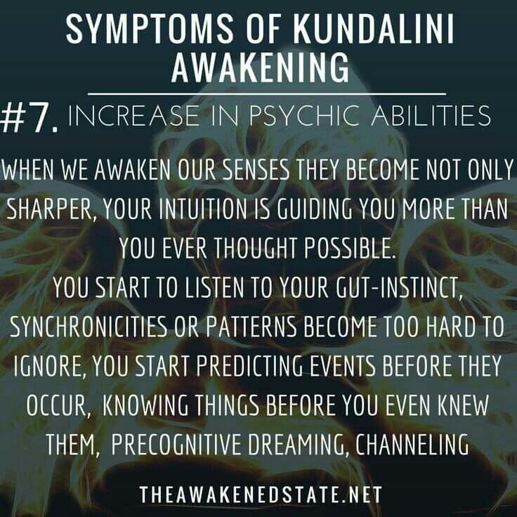 Awakened Spiritual & Psychic Abilities