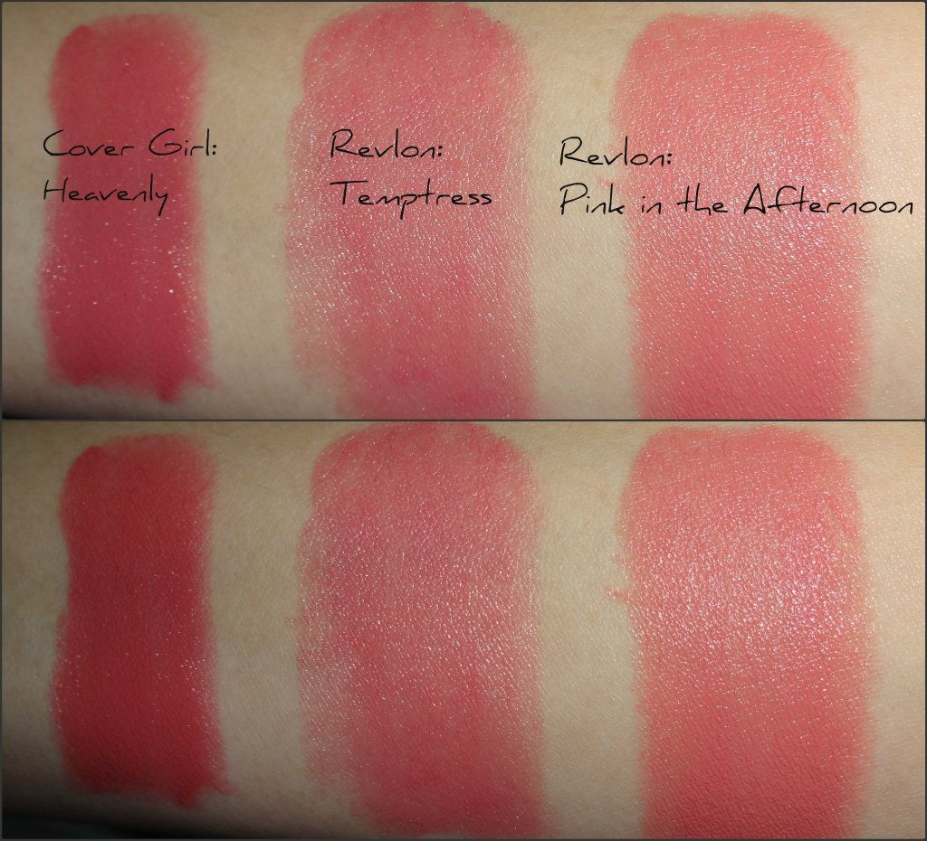 Revlon: Pink in the afternoon swatch | Make-me up! | Pinterest ...
