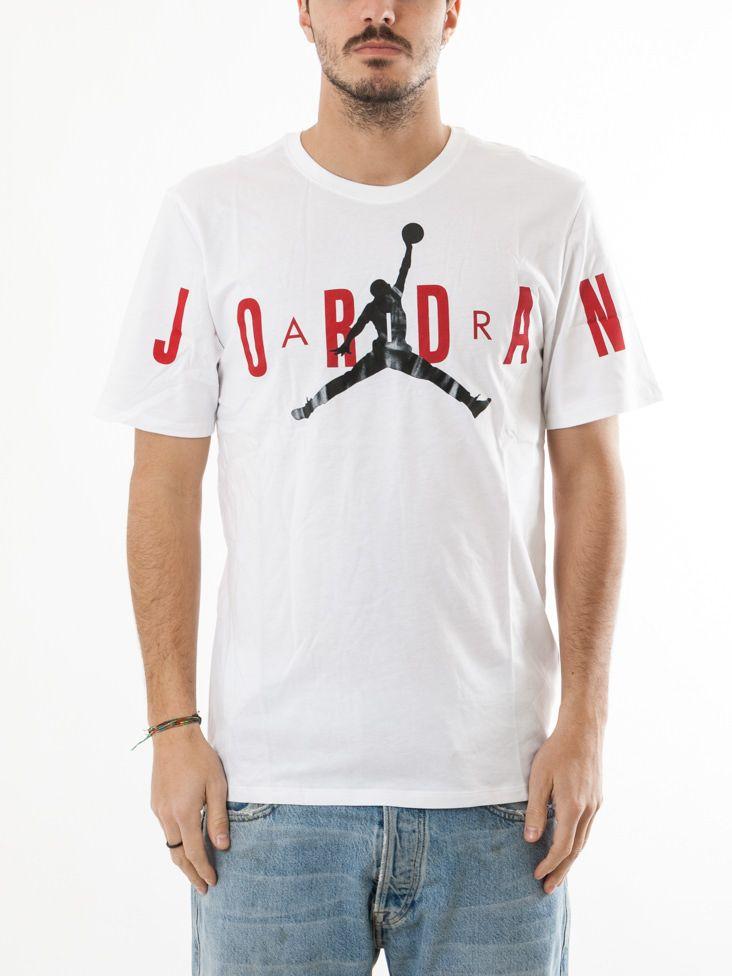 Nike Jordan T-shirts maniche corte Nike Jordan Stretched Tee Nike Jordan |  Move Shop