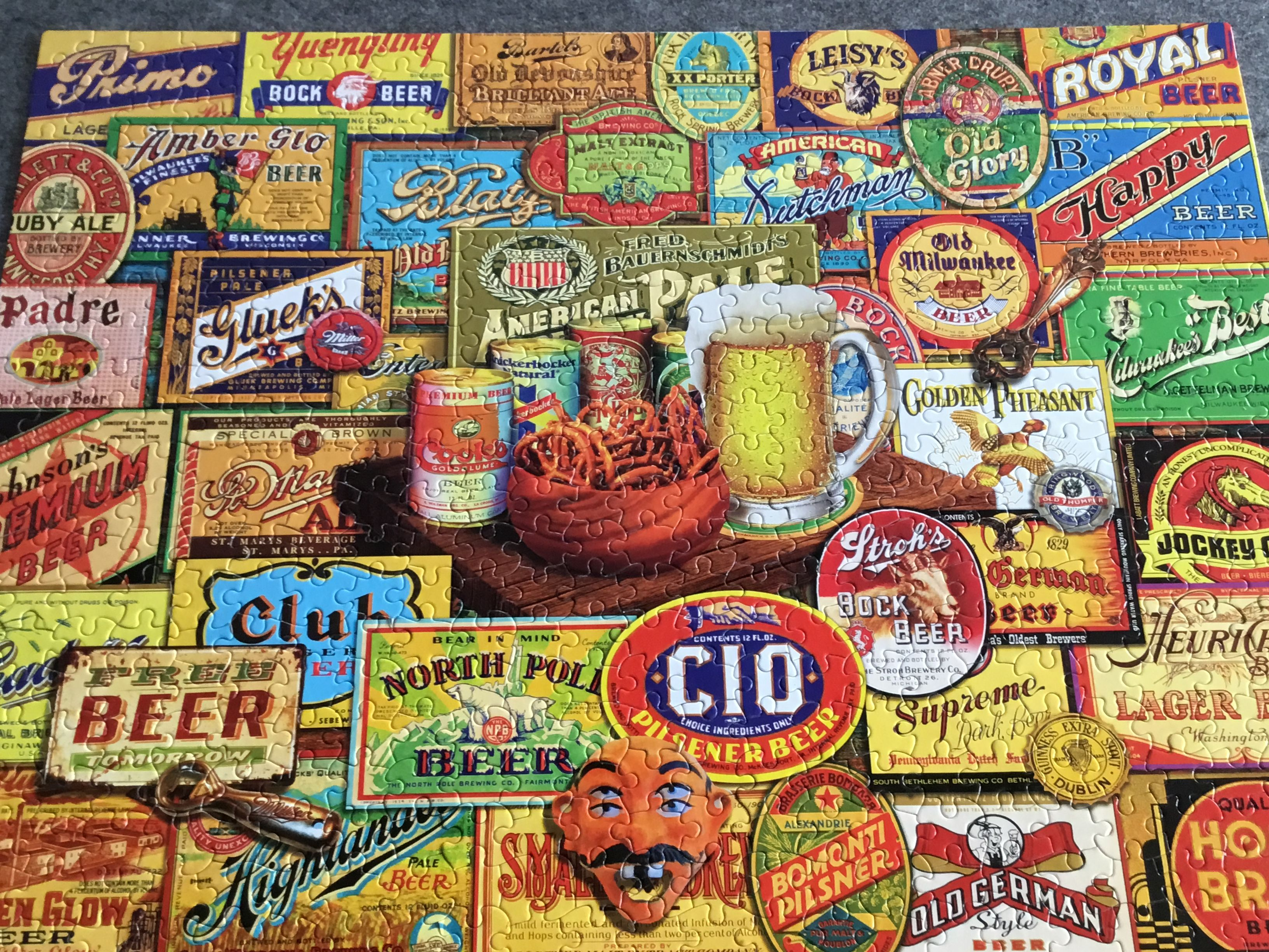 Ceaco 550 pieces in 2020 Art, Painting, Ale