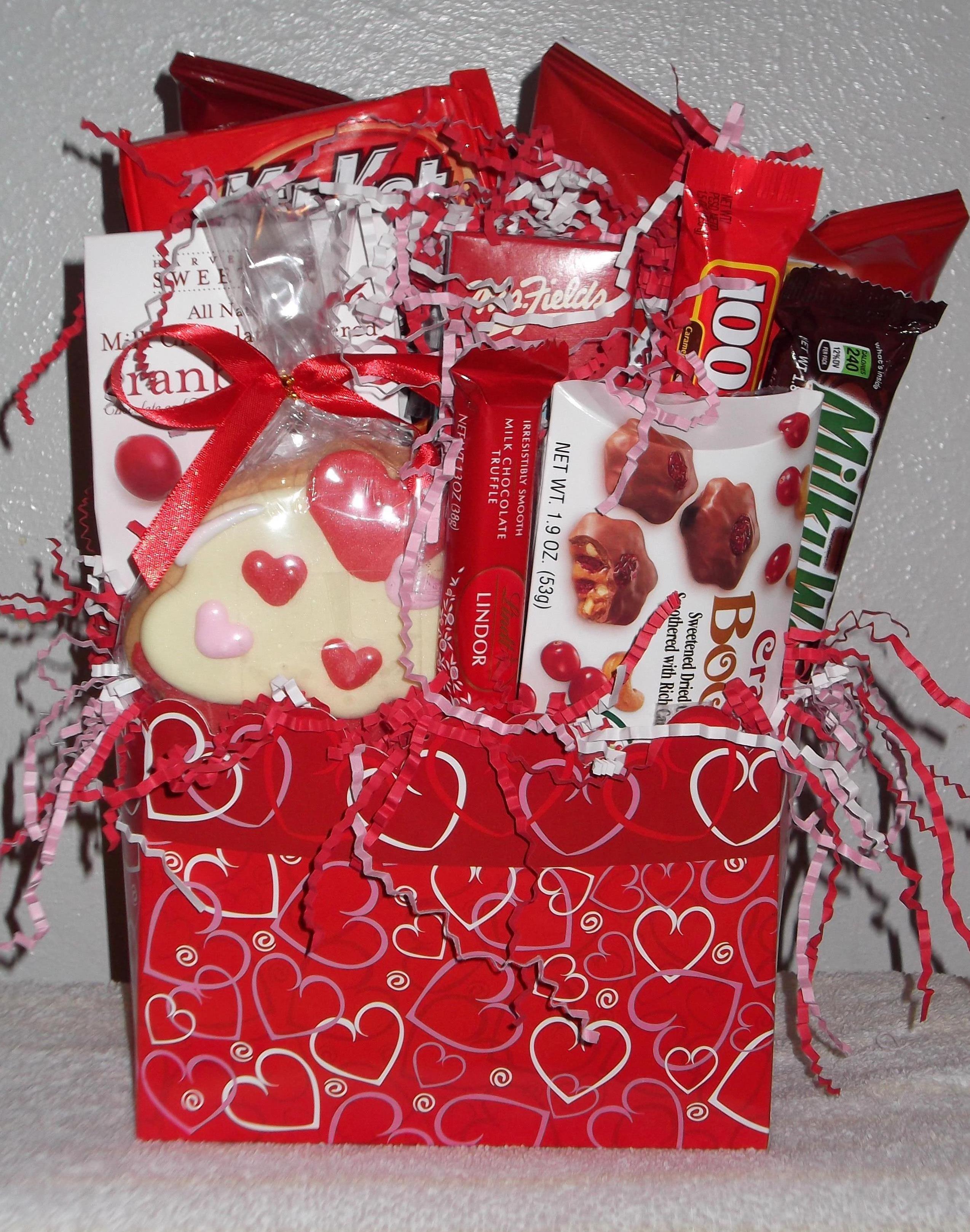 Dallas Tx Snack Gift Basket Delivery Valentine S Day