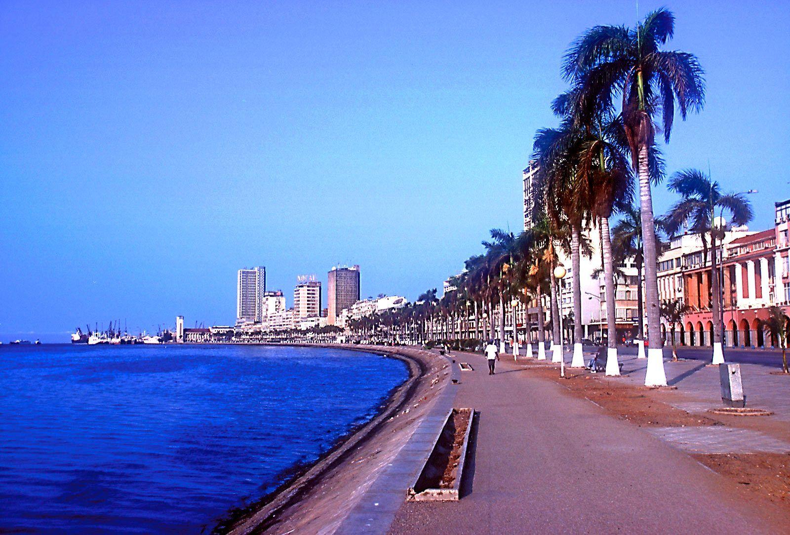 Africa Angola Luanda Kultur