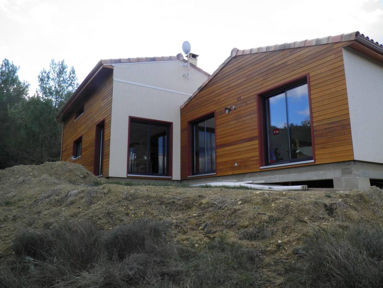 Construction Maison Hors D Eau avec maison hors d'eau hors d'air réf 16-17 - près de nimes dans le gard