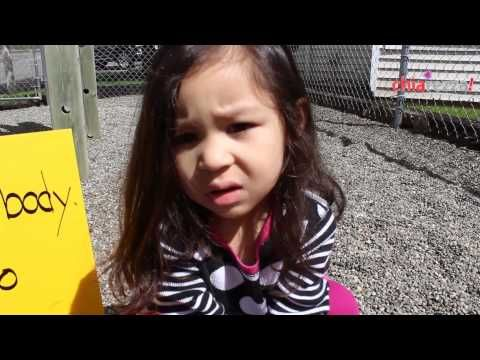 4 Year Old Little Chiarezza Girl Explains GMOs in THE cutest whittle kiddie voice!