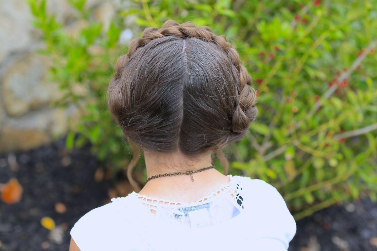 Milkmaid braid hairstyles ideas pinterest hair styles summer