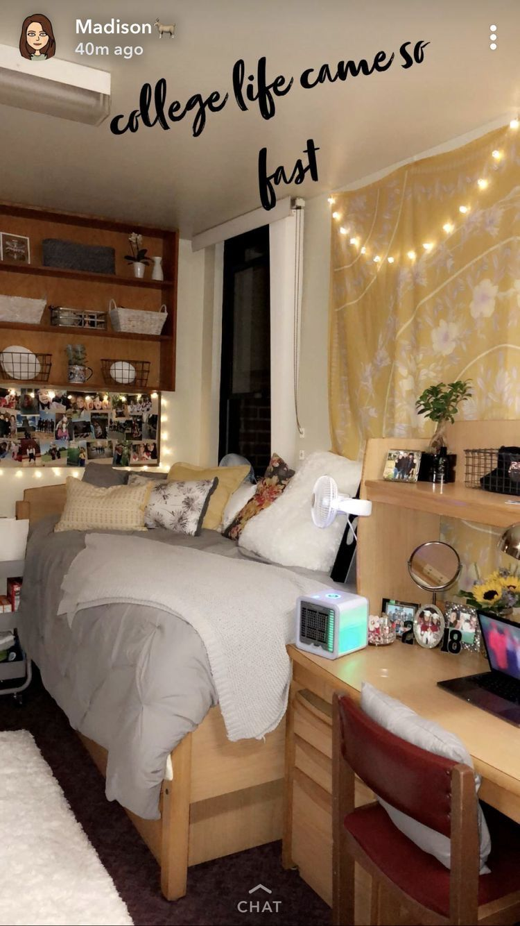 College Dorm Room Decor Diy Bedrooms Beds The Ultimate ...