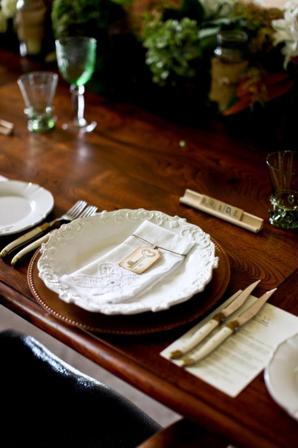 French Rustic Country Wedding - Bella Paris Designs