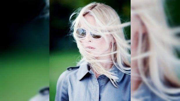 Claudia Schiffer lanzará colección de gafas de la mano de Rodenstock