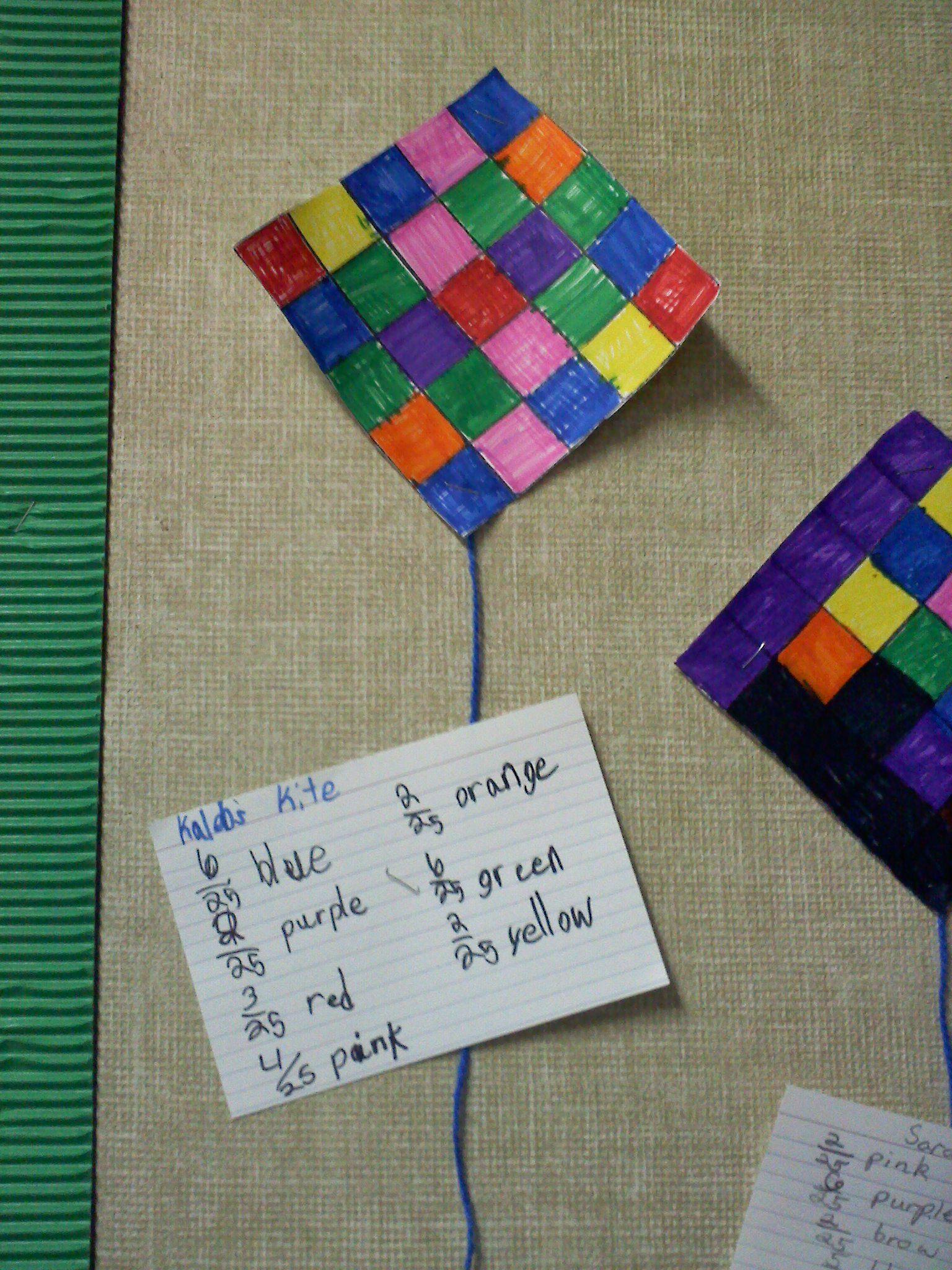 Our Fraction Kites