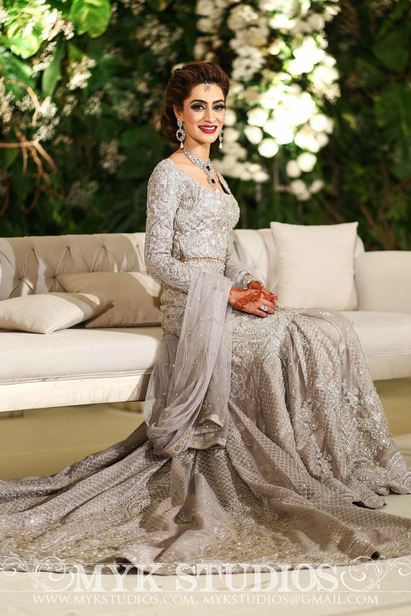bba1409888 Walima bride in Faraz Manan couture Desi Wedding Dresses, Asian Wedding  Dress, Wedding Wear