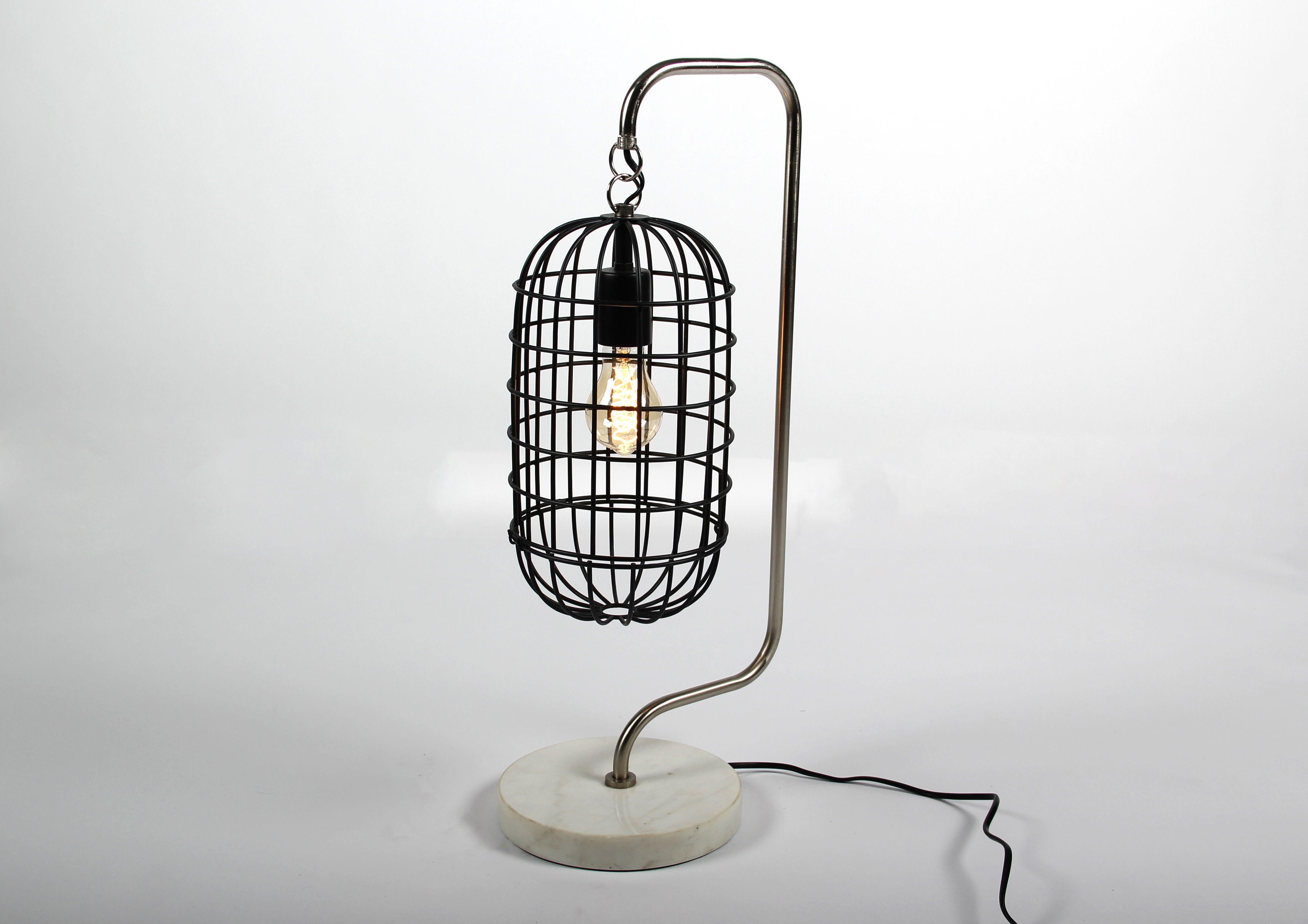 Lampe  poser BROOKLYN Luminaires Déco Pinterest