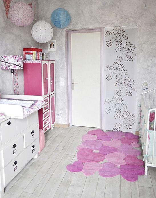 La Jolie Chambre Bebe De Lily Rose Chambre Bebe Deco Chambre
