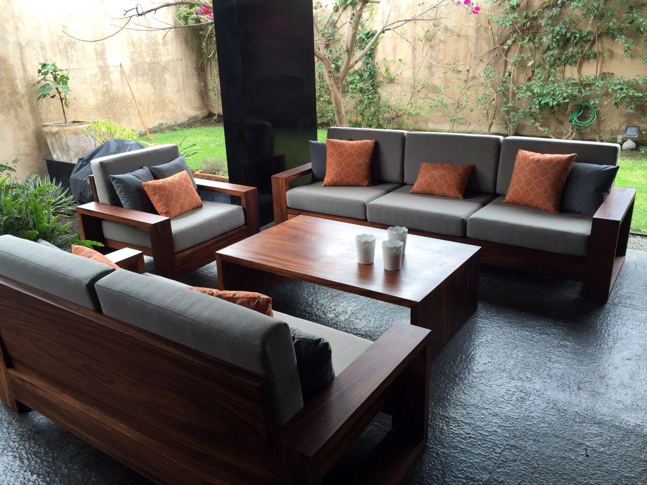 Transmuta guadalajara muebles de madera arquitectura for Disenos de salas