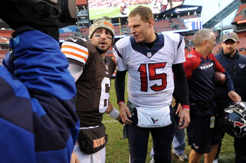 Ryan Mallett Over Brian Hoyer And Other Qb Battle Picks Texans Football Houston Texans Nfl