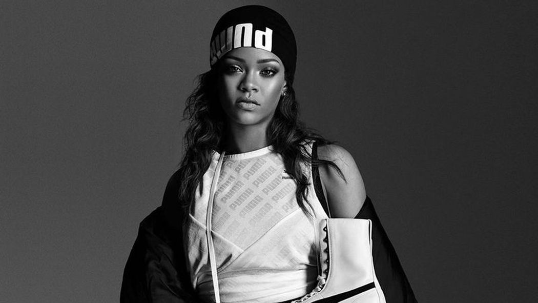 Rihanna Brings Puma to New York Fashion Week