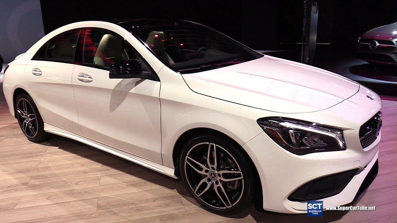 2019 Mercedes Benz Cla Class Cla 250 Coupe Exterior Interior