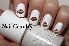 Harley Davidson Nail Decals Art Best And Prices Online Nc