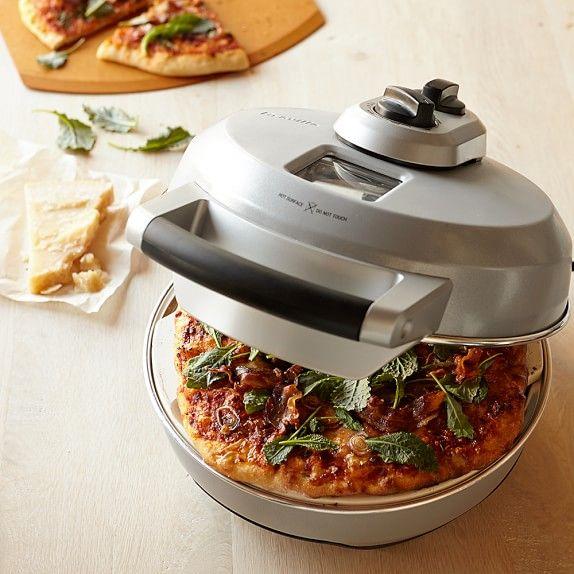 Breville Crispy Crust Pizza Maker In 2020 Pizza Maker Crispy