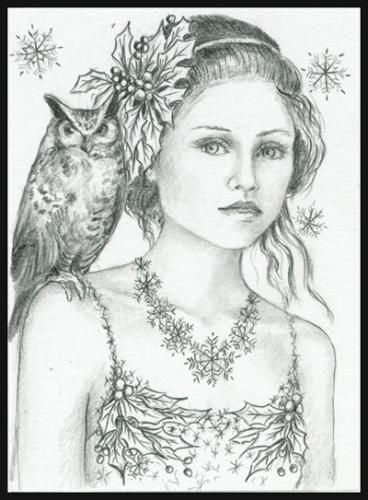 serafina yule fairy