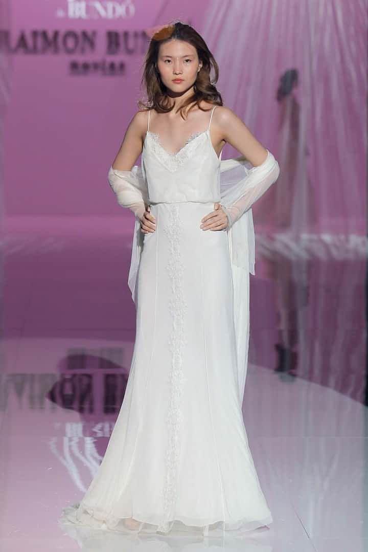 50 vestidos de novia sencillos para deslumbrar en tu gran día ...