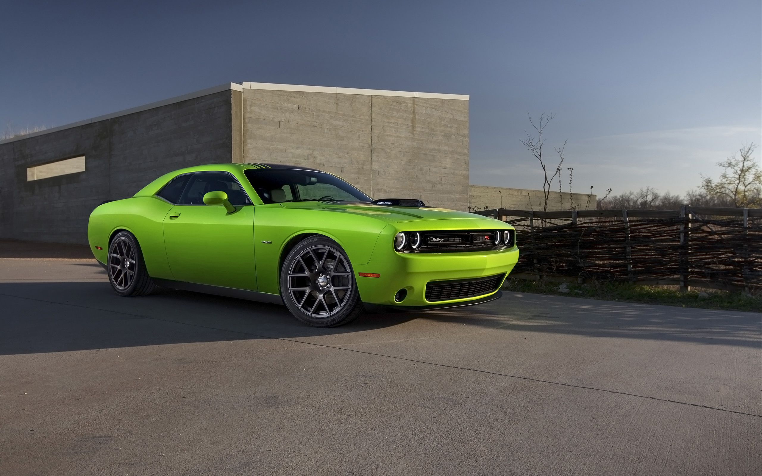 2015 dodge challenger green is a hd wallpaper posted in dodge category you can download