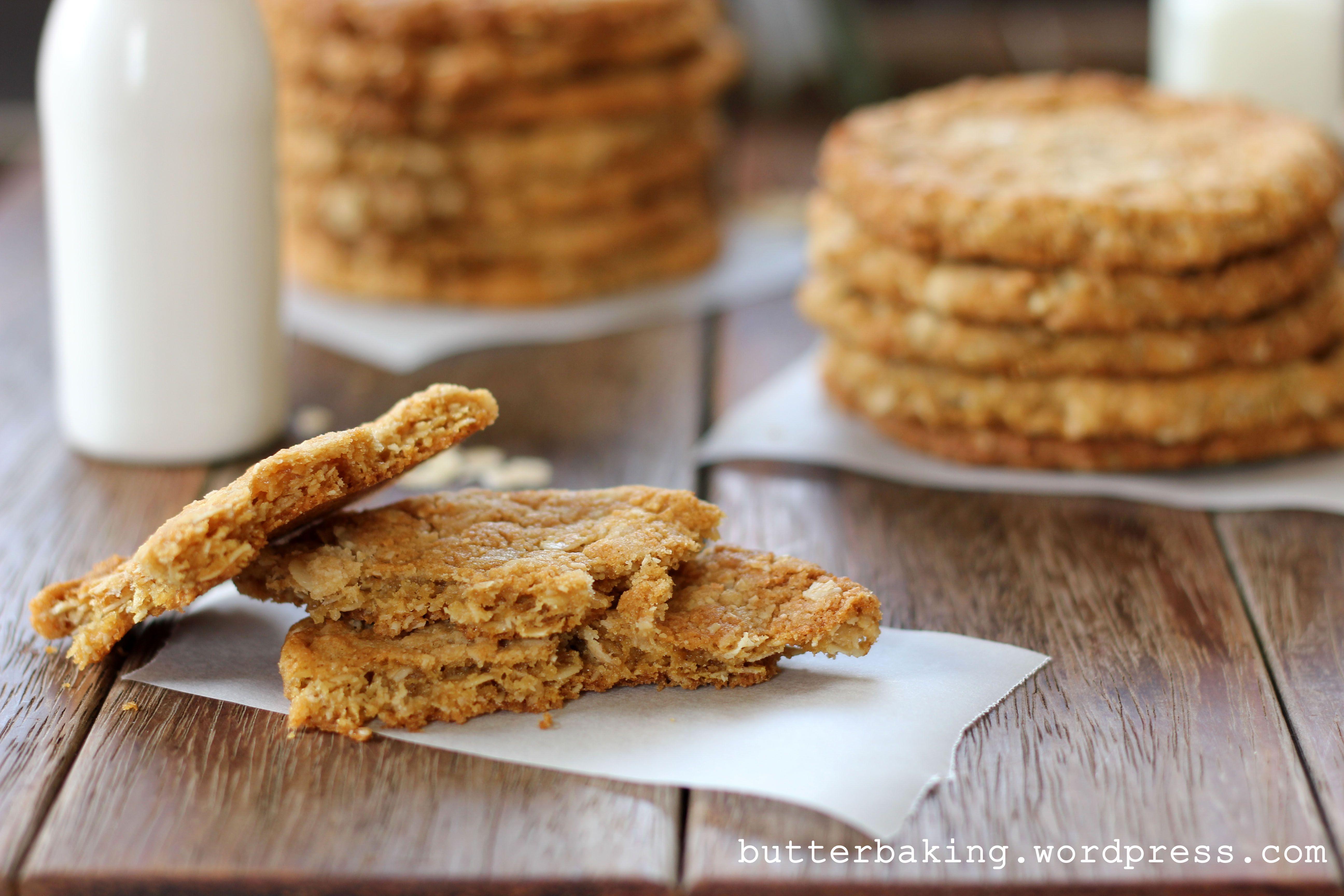 Anzac biscuits   Rezept   Pinterest