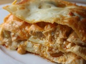 There are many good ones here, but the Buffalo Chicken Lasagna sounds the best to me!!