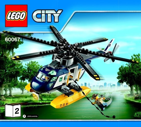 City Helicopter Pursuit Lego 60067 Lego Pinterest Lego