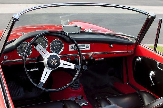 1965 alfa romeo giulia spider 1600 veloce dash sports cars rh pinterest com