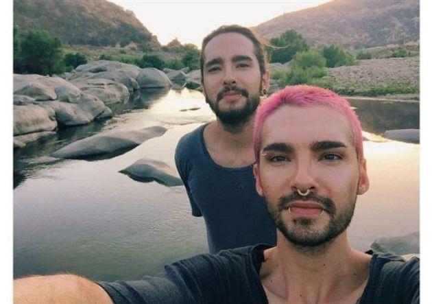 Tom and Bill Kaulitz     Tokio Hotel