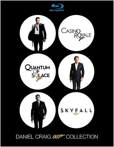 Daniel Craig 007 Collection Blu Ray Daniel Craig 007 Daniel