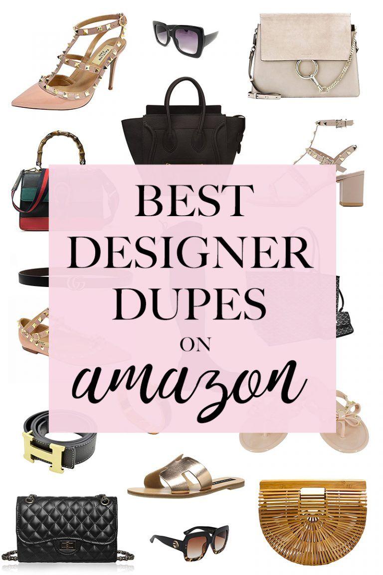 b7f4b0d95f07fe Amazon designer dupes, best designer bag dupes, best designer dupes on  amazon, chanel dupes, designer handbag dupes, designer look alike bags,  designer shoe ...