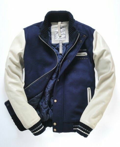 cb623f15d Superdry varsity letterman jacket- Mens but I would 100% wear this $300  http: