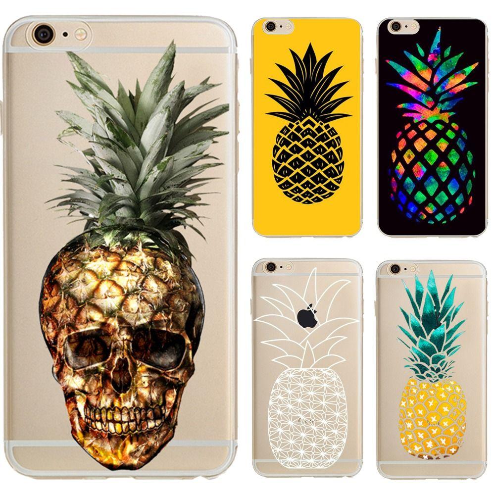 iphone 7 pineapple phone case