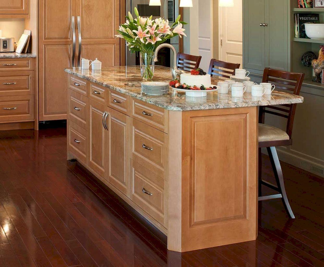 69 Stunning Kitchen Island Design Ideas