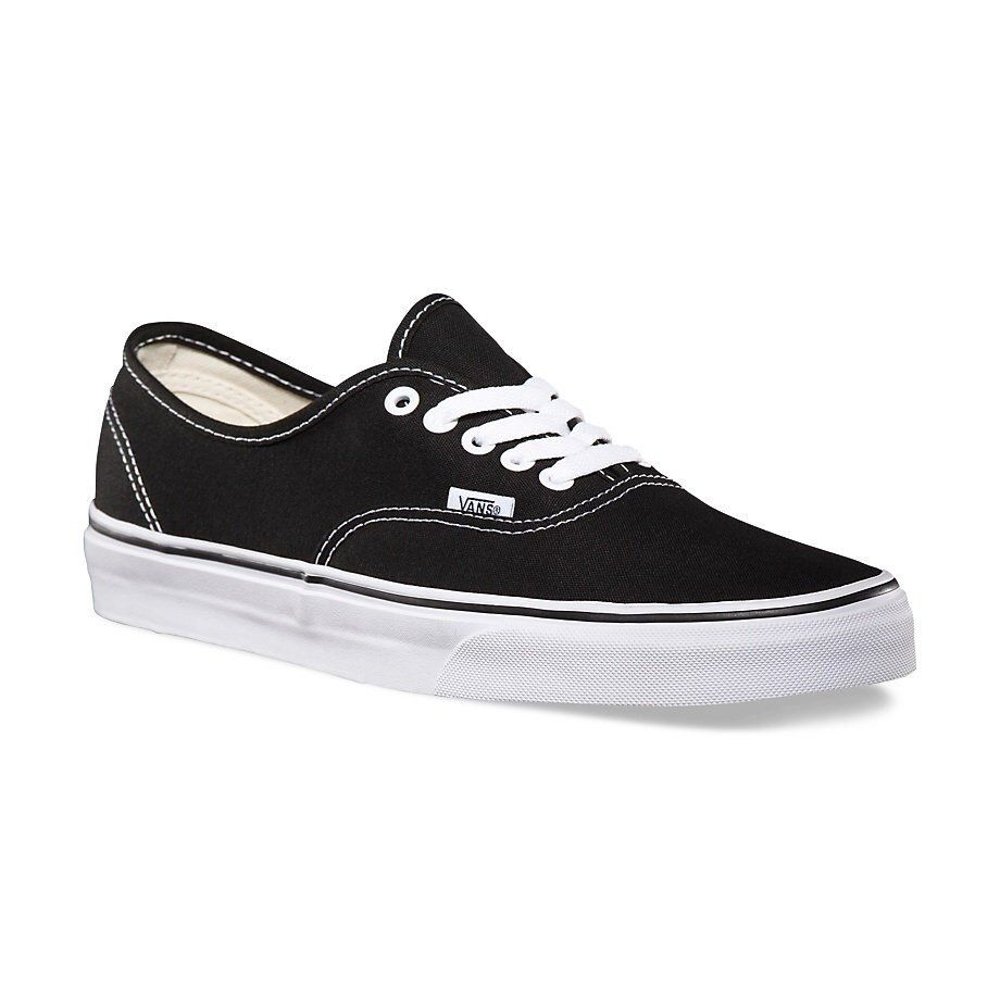 494fcf3b88 Vans Authentic (Black)