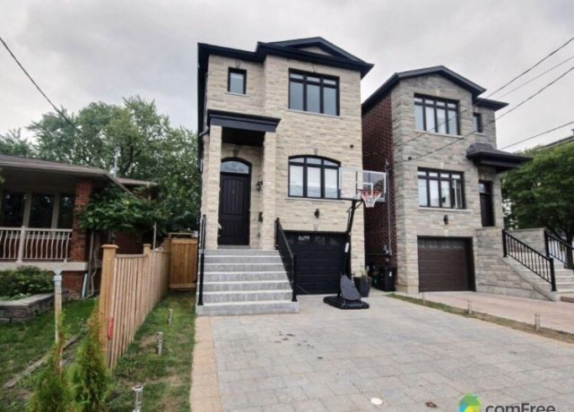 4 Br House For Sale In Toronto Near Lawrence And Blackcreek