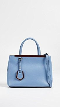 49f22601450f What Goes Around Comes Around Fendi Leather 2Jours Petite Bag