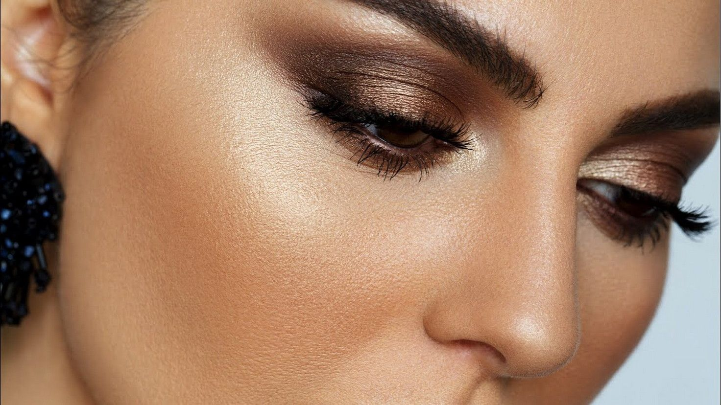Easy Steps to Make Smokey Eyes Makeup Dramatic eye
