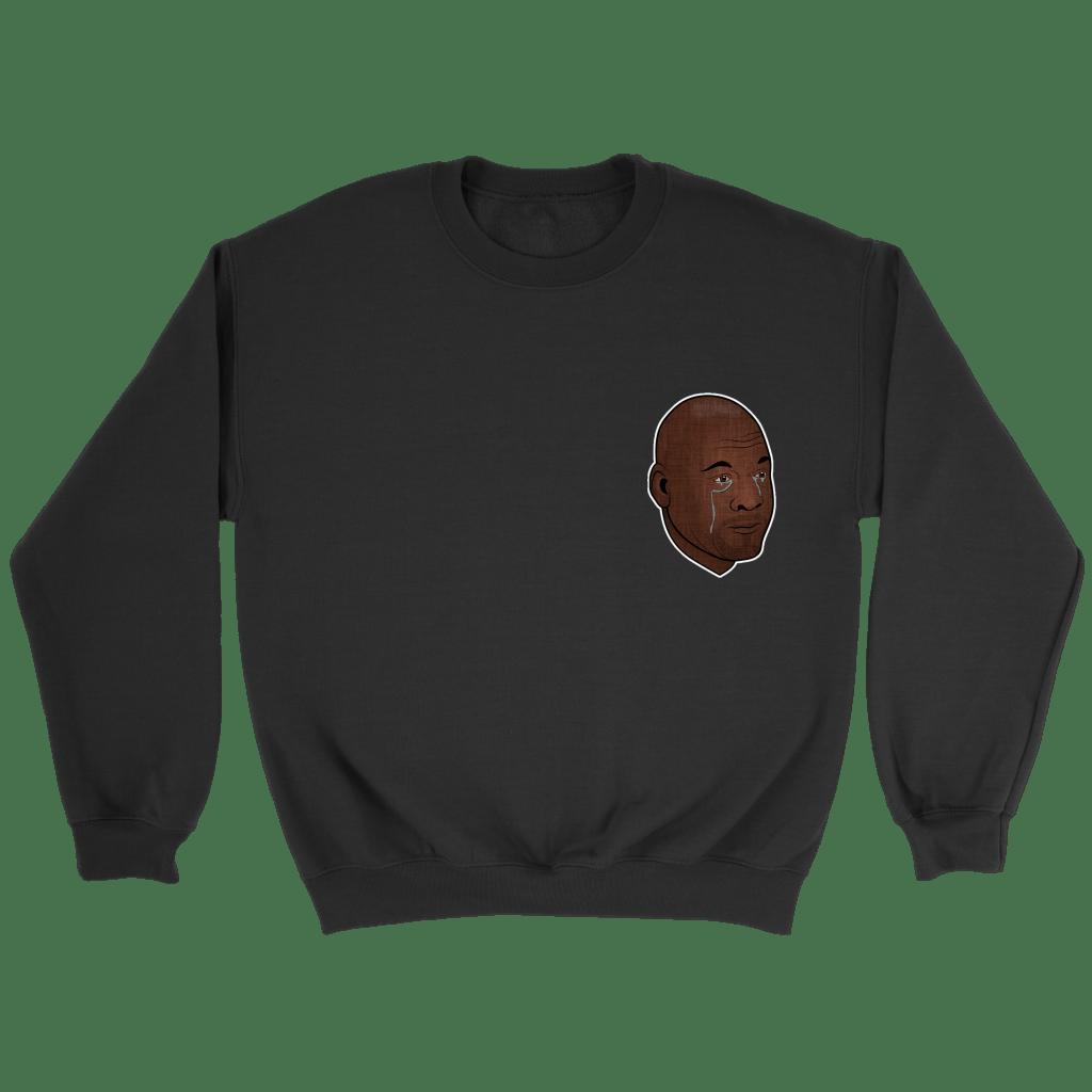 Crying MJ Sweatshirt | Sweatshirts, Cotton fleece, Girls ...