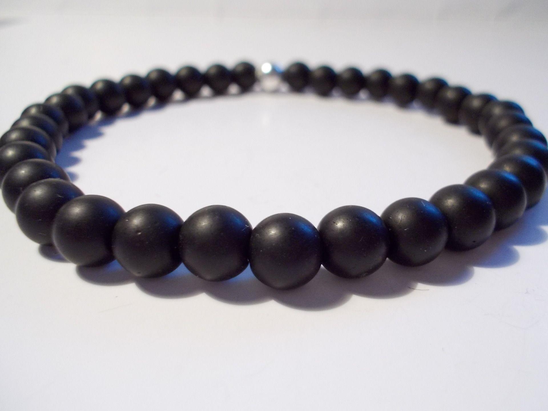 Bracelet elastique pour homme