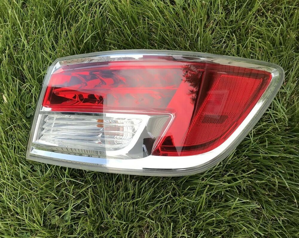 07 09 Mazda Cx9 Cx 9 Outer Side Quarter Tail Light Right Passenger Rh Td11 51150 Mazda Mazda Mazda Cx 9 Tail Light