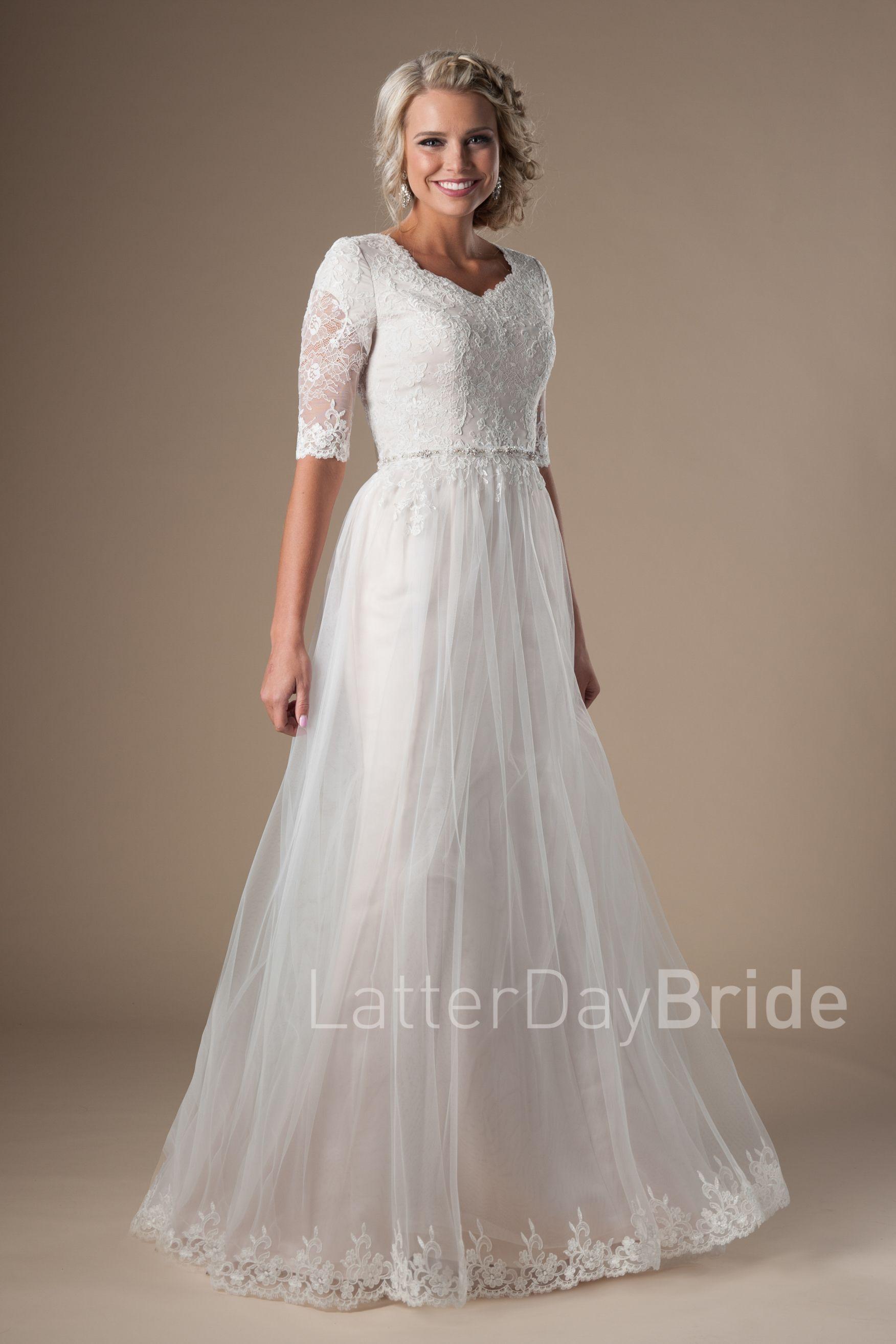 2b20b0d686e Anaheim Mature Wedding Dresses Wedding Dresses Lds Modest Wedding Dresses  With Sleeves Lace