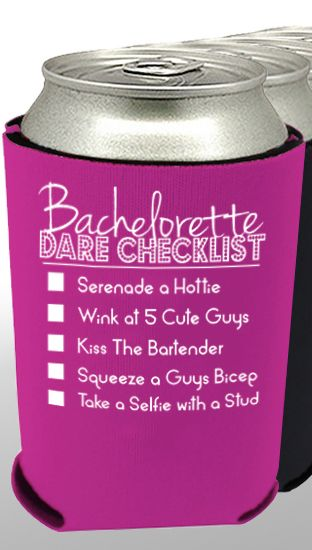 3a9021cf577 Bachelorette Party Idea - combine a FUN bachelorette game and a cold beer  at a summer bachelorette party
