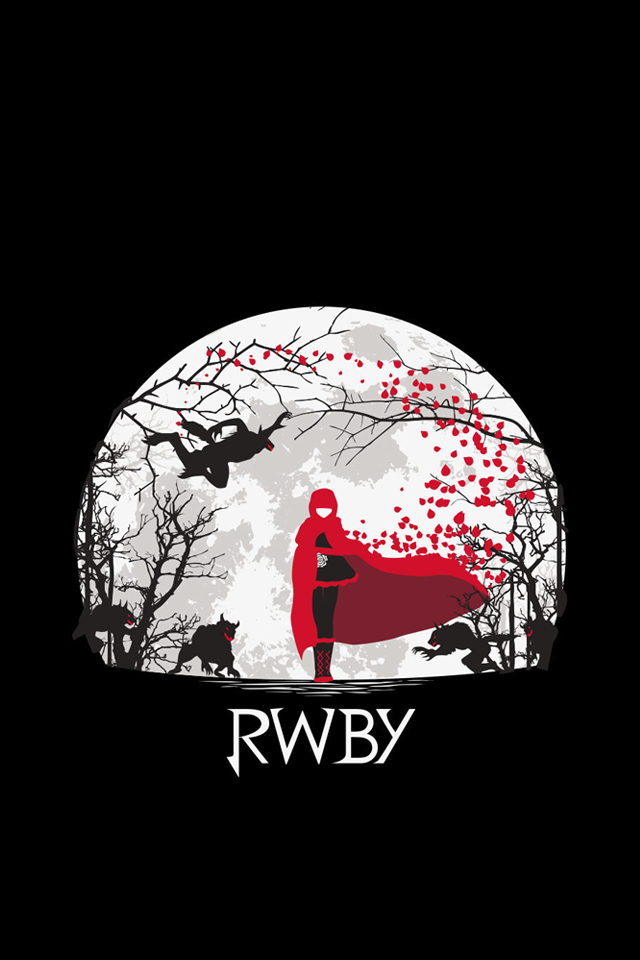 Phone bkgd (With images) Rwby anime